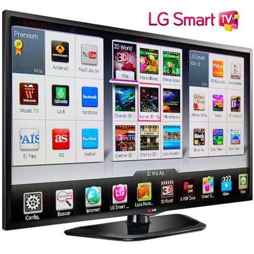 Lg Smart Tv'ler İçin Hazır Kanal