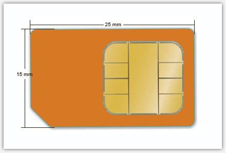 sim kartı küçültüp nano yapmak