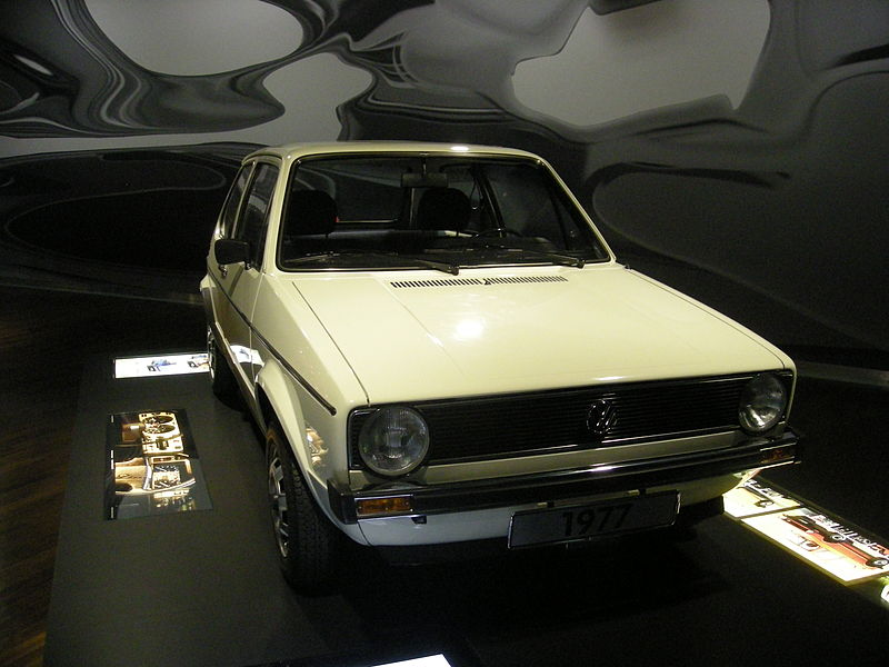 1974'ten Bugüne Volkswagen Golf Kasaları