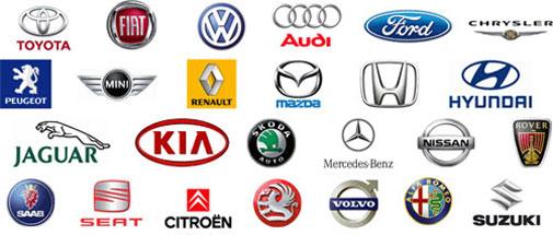 Otomobil Markalarının Üretici Ülkeleri