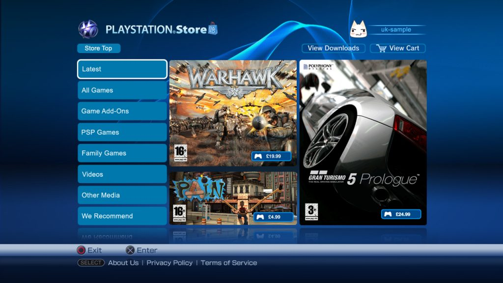 PlayStation Store'dan İndirilen Oyunun Silinmesi