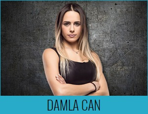 survivor2016 damla can