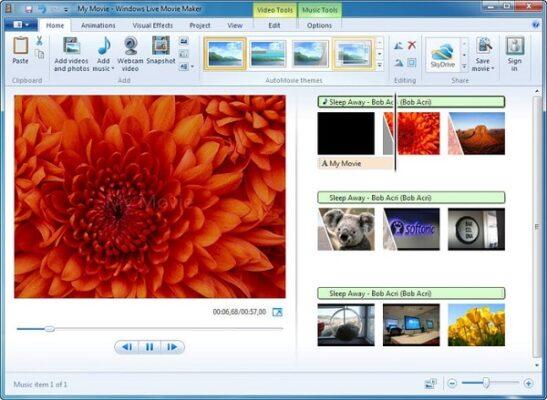 Video Editör video yapma programı