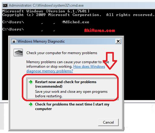 bilgisayar arıza tespit