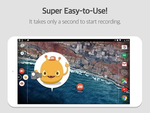 android ekran videosu çekme