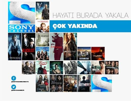 Sony Channel Türkiye