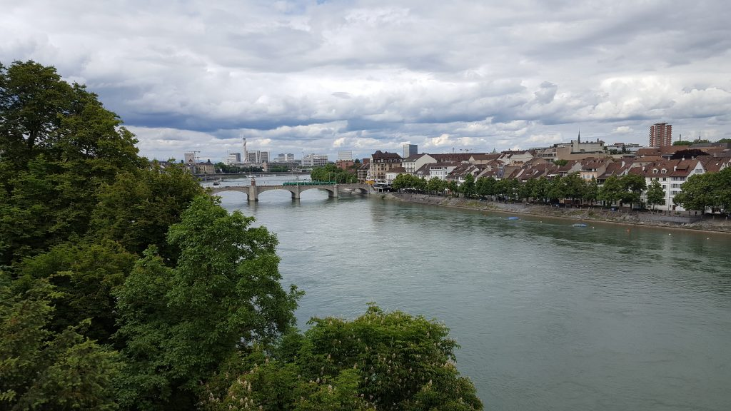 Basel, Schweiz
