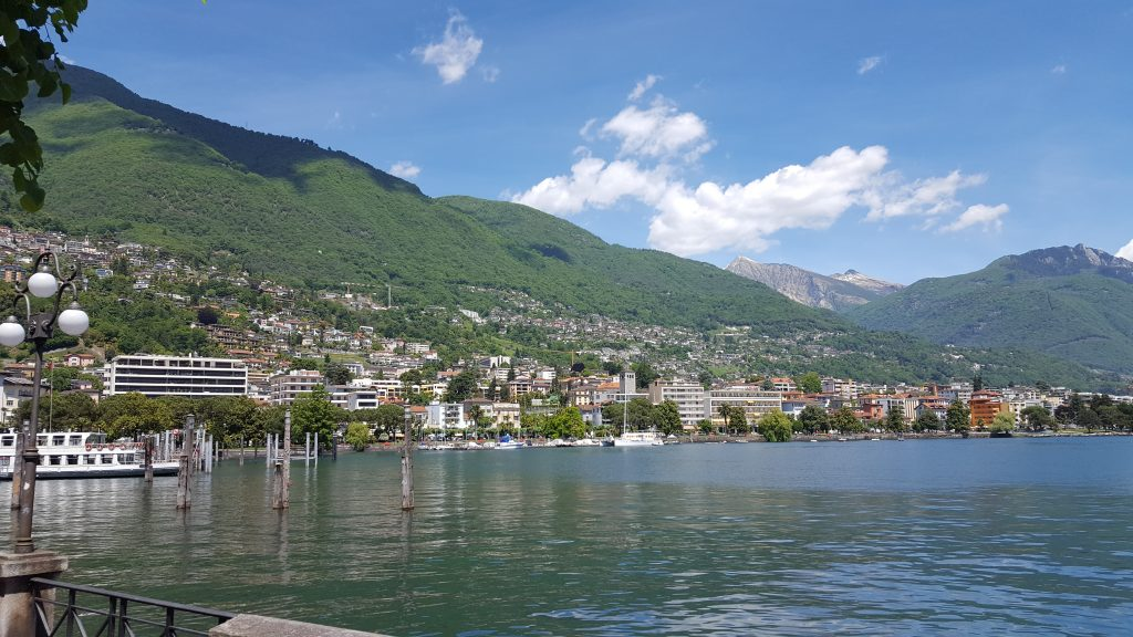 Ascona,Schweiz