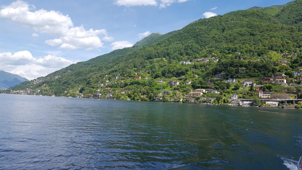Brissago, Schweiz