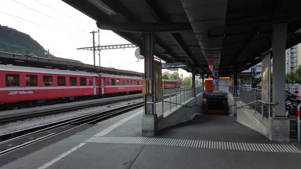 Landquart Rhatische Bahn