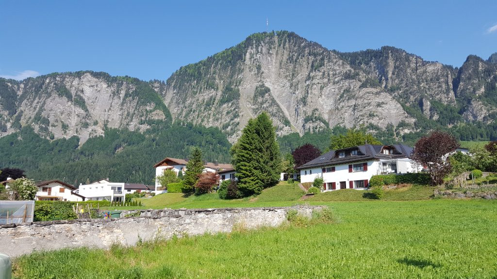 İgis, Schweiz